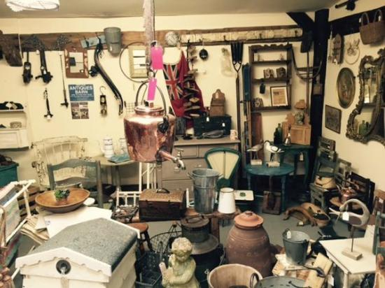 Holt Antiques & Interiors Centre