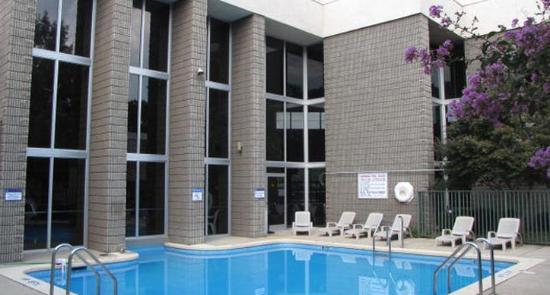 Radisson Hotel Sheffield: Pool