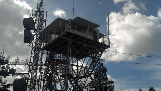 Strawberry Peak Fire Lookout