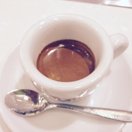 Dolce amaro caffe: Un vero caffeeeee