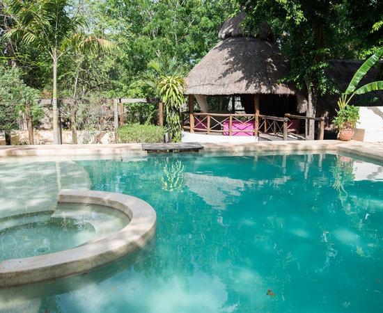 Hacienda santa cruz desde 3 277 m rida yucat n for Hoteles en merida con piscina