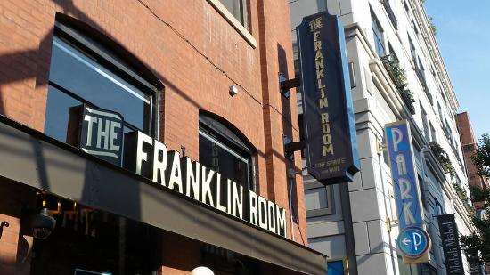 The Franklin Room - Picture of The Franklin Room, Chicago ...