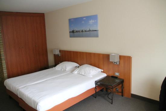 Arass Hotel & Business Flats: onze kamer