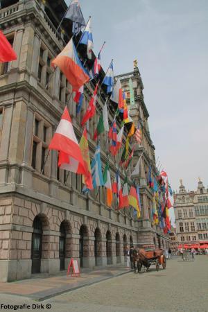 Arass Hotel & Business Flats: Stadhuis op de Grote Markt