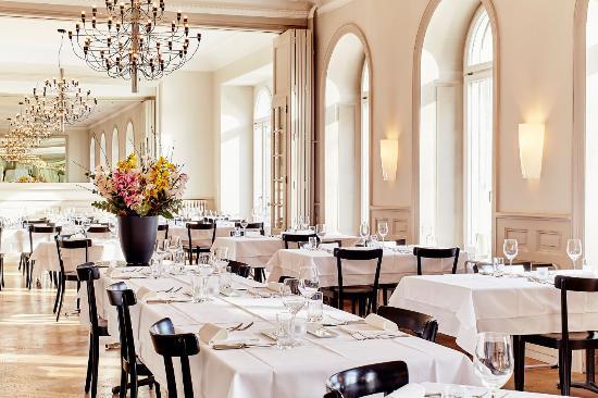 Restaurant Krafft Basel