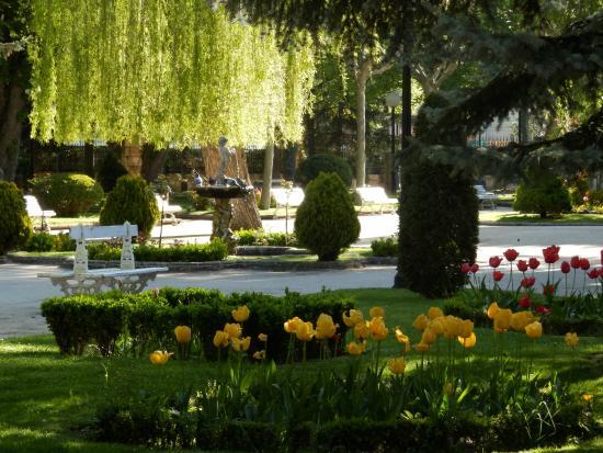 Parque Alameda de Cervantes