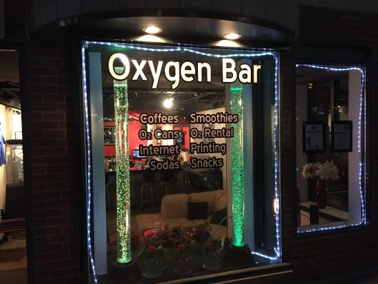 Breckenridge, CO: Oxygen Bar