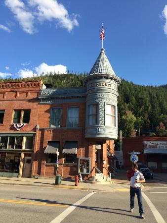 Wallace Inn: Charming town with so much to see and do