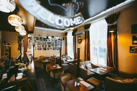 Coffee House na Maloi Pokrovskoi