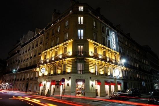 Hotel de Sevigne : Facade