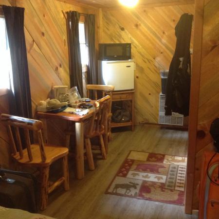 Prospect, Oregón: Cabin 9