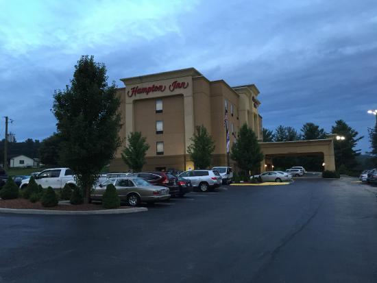 Hampton Inn Galax: Wonderful hotel