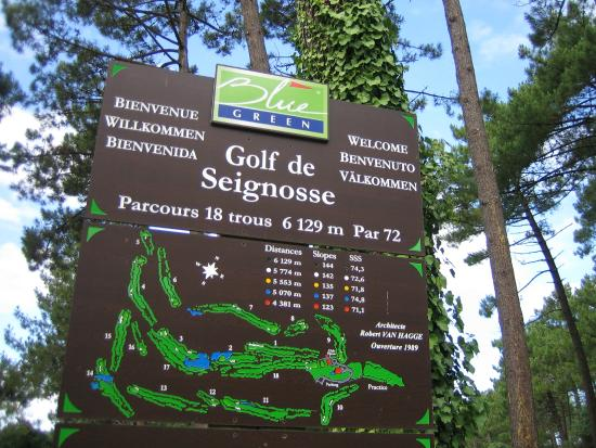 Blue Green Golf de Seignosse