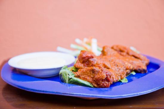 Andanza : Chicken wings / Alitas de pollo