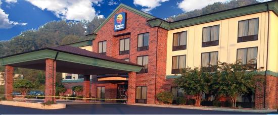 Comfort Inn & Suites Rogersville: Comfrot Inn & Suites at Rogersville