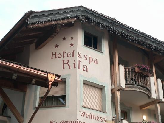 Hotel Rita & Spa: panoramica della camera