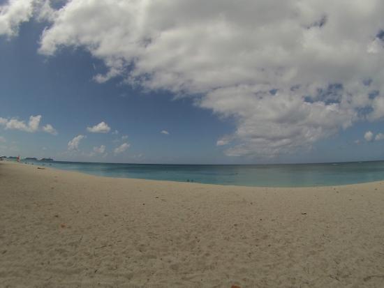 Snorkeling Governor S Beach Grand Cayman