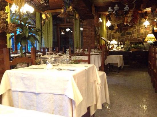 Hotel Due Ponti: Sala da pranzo