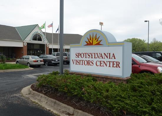 Spotsylvania County Visitors Center