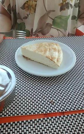 Il Cappuccino : Cream pie mmmmmmmmmmmmmmm