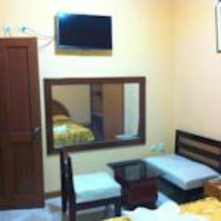 Hotel Pacifico: Es amplia y segura, para tu descanso , anímate .