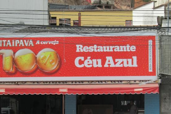 Restaurante Ceu Azul