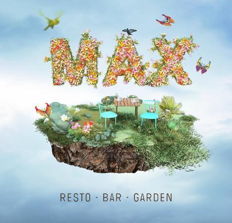 max garden bild von max resto bar garden karlsruhe tripadvisor. Black Bedroom Furniture Sets. Home Design Ideas