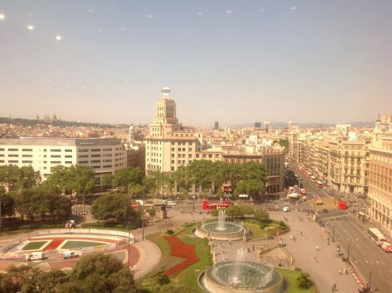 Elcorteingles picture of plaza de - El corte ingles plaza cataluna barcelona ...
