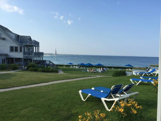 Views From Our Room Picture Of The Beachmere Inn Ogunquit Tripadvisor