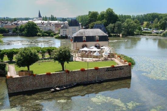 Le Moulin des Quatre saisons : Moulin des Quatre Saisons