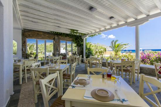 Sunrise Hotel and Suites: fishalida restaurant