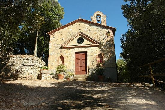 Montaione, Italy: Chiesa2