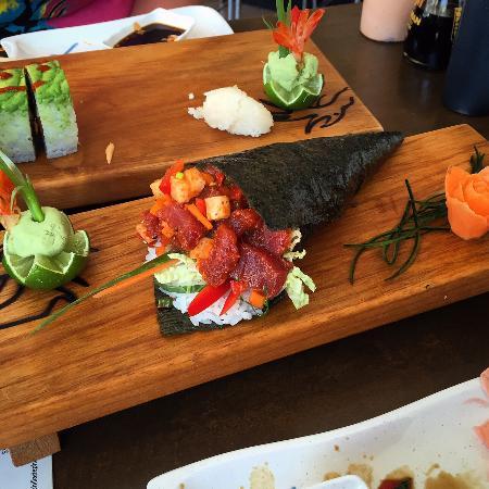 Mi Sushi : Hand roll