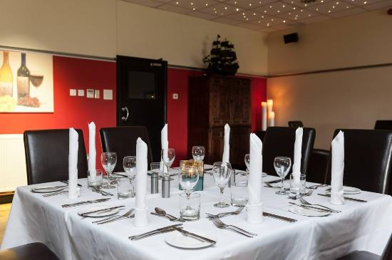 The Quicken Tree Restaurant: Private parties catered for.