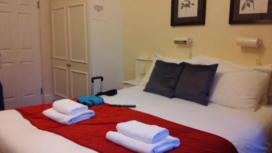Arran House Hotel: Letto Marimoniale