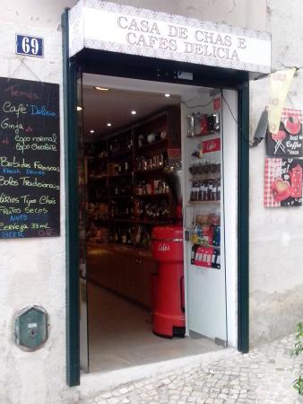 Casa de Cafés Delícia