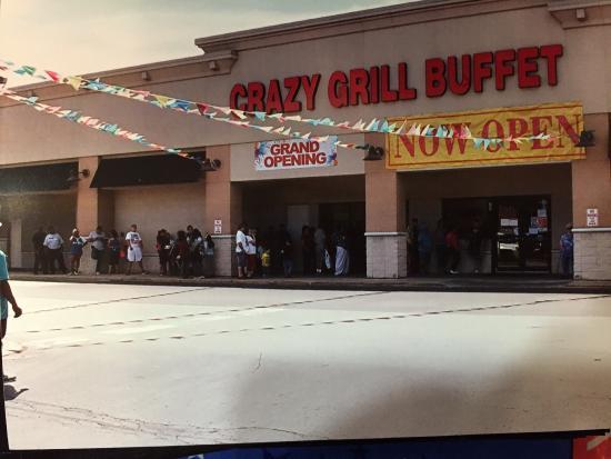 ch picture of hibachi grill and supreme buffet forest park rh tripadvisor com crazy grill buffet penn station crazy grill buffet penn station