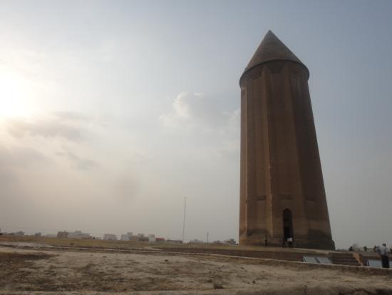 Gonbad-e Kavus, Iran: Gonbad-e Qabus Tower