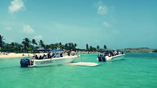 Oyster Pond, St-Martin/St Maarten: Stop # 3 - Pinel Island