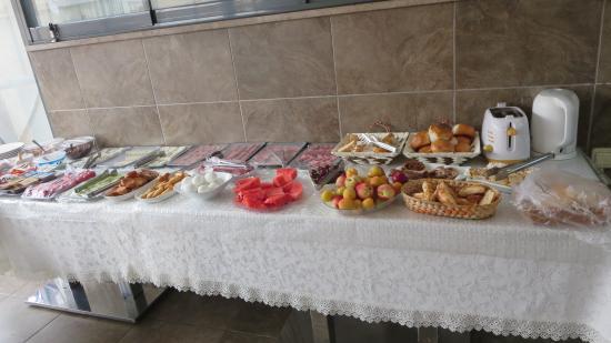 Stanpoli Hostel : Café da manhã
