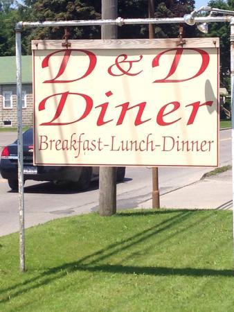 D & D Diner