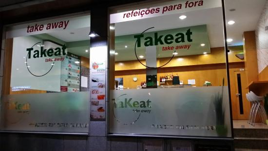 "TAKEAT ""TAKE AWAY"""