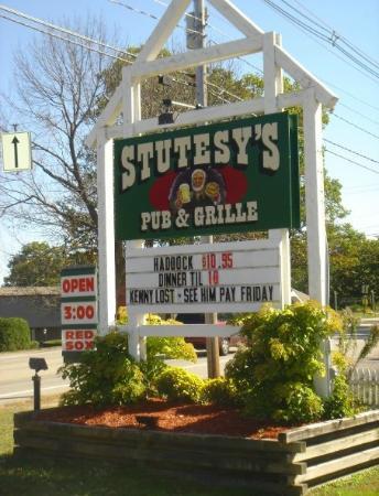 Moody, ME: Stutesy's