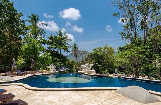 Pool - Sensi Paradise Photo