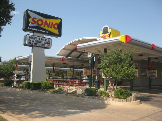 Φρέντερικ, Οκλαχόμα: Sonic, Frederick, Oklahoma