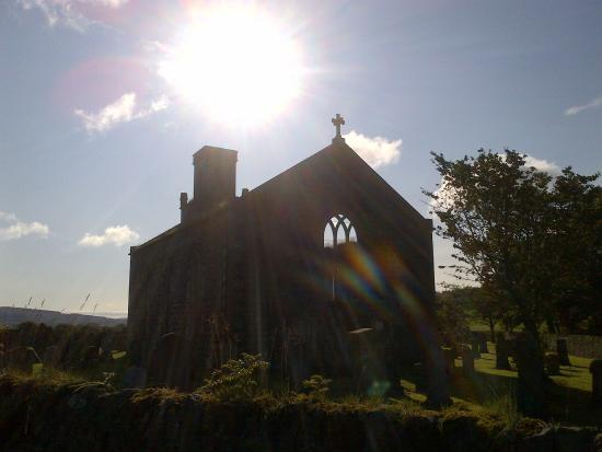 Rothesay, UK: St Michaels Chapel Ruins