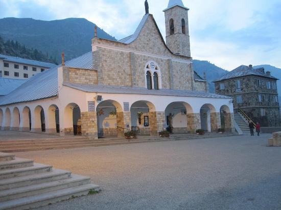 """Santuario di Sant'Anna: Le """"coeur"""" du Sanctuaire ..."""