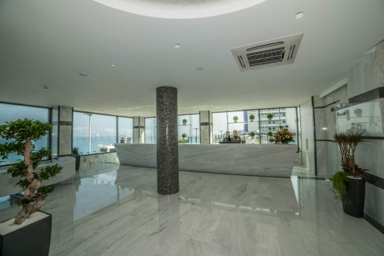 Hotel Rhodos Horizon Resort: Reception