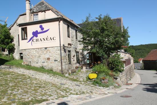 Hotel Restaurant Chaneac Sagnes Et Goudoulet