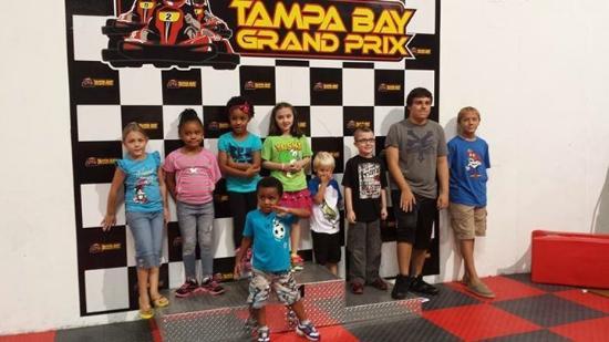 Tampa Bay Grand Prix : JUNIOR PARTIES